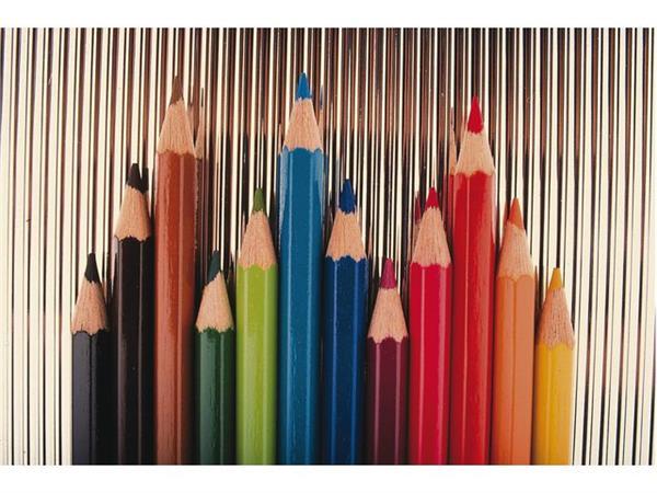 Onderlegger Kangaro 44x68cm potloden